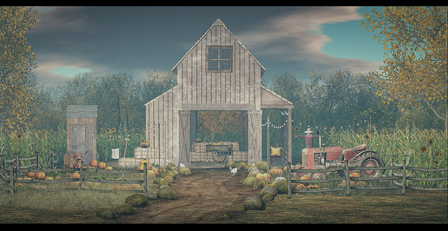 237 Fall on the Farm