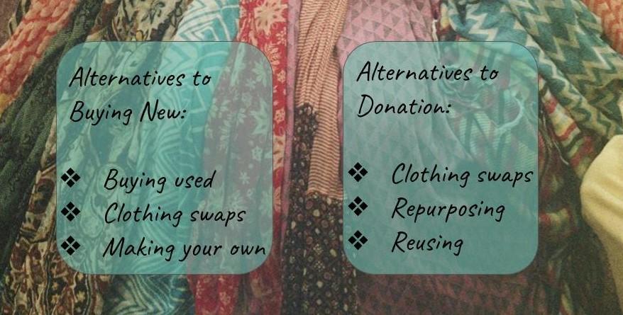 clothing sustainability -- carina made this!