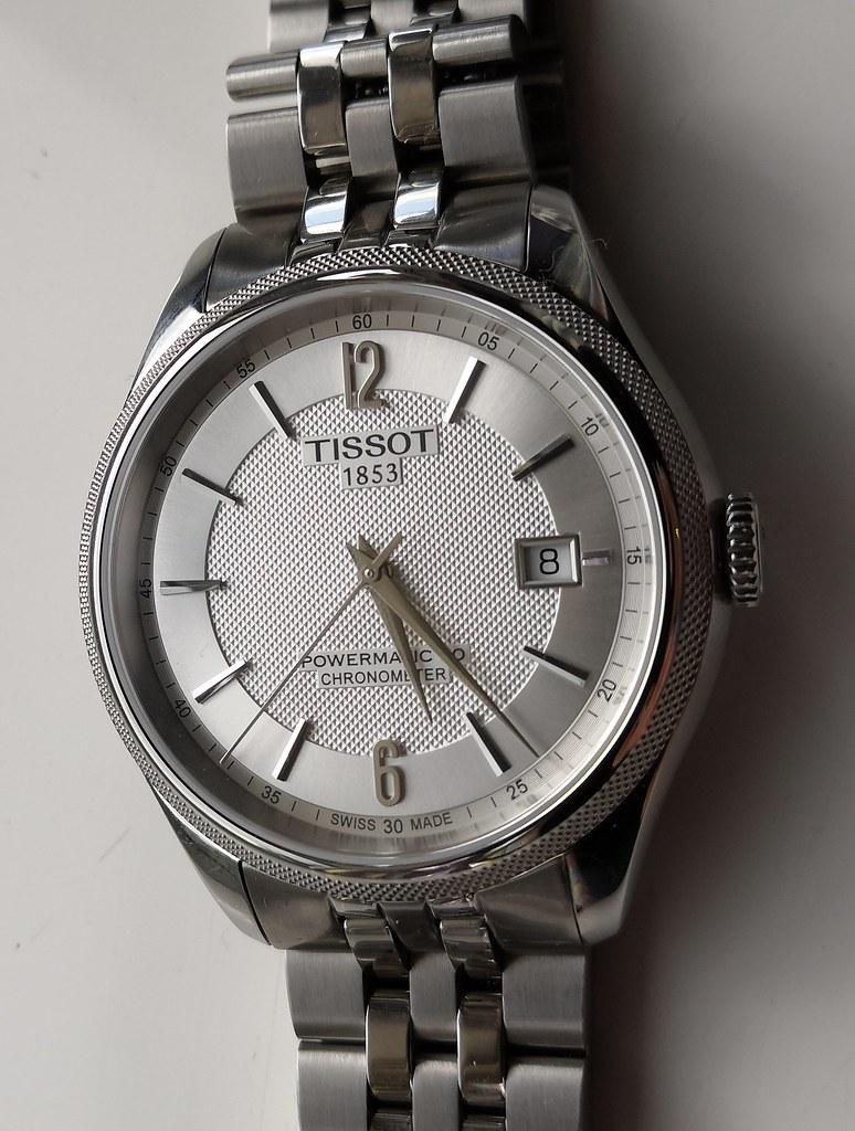 Tissot Ballade Powermatic 80 Chronometer T1084081103700 (6)
