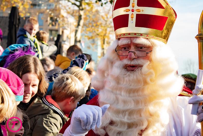 Intocht Sinterklaas | Zondag 17 November 2019