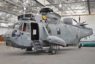 Westland Sea King HAS.6 'ZA169 / 515'