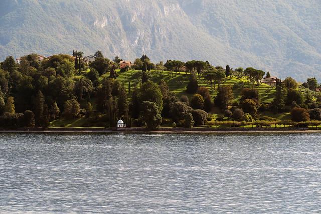 Garden of Villa Melzi