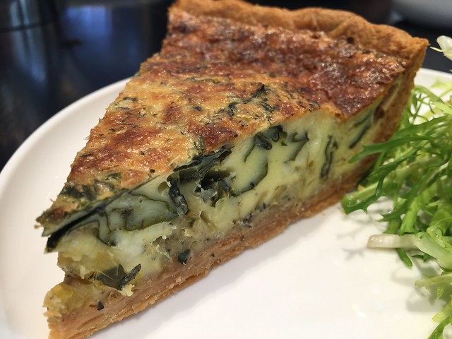 Market Vegetable Quiche