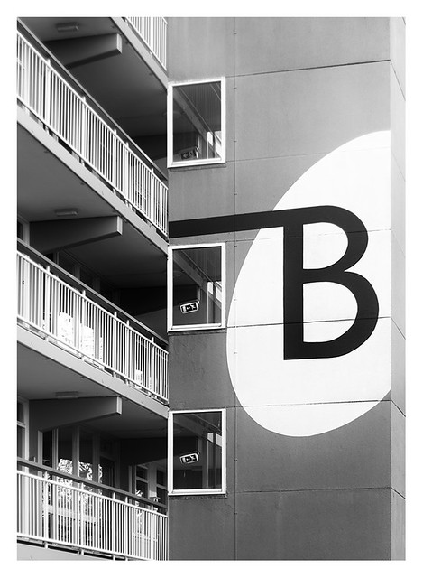 B is for B