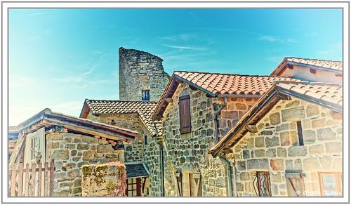 Les toits de Cardaillac