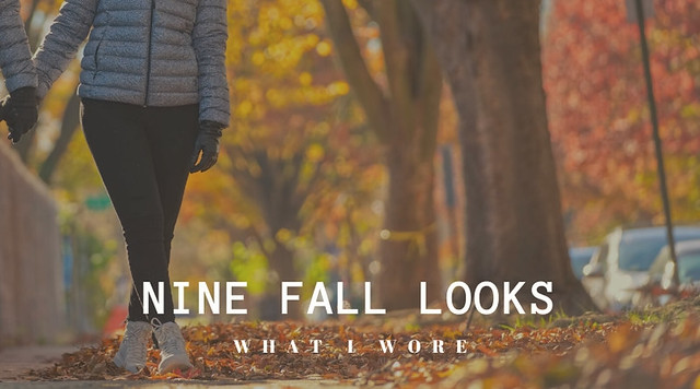 Nine Fall Looks Tanvii.com