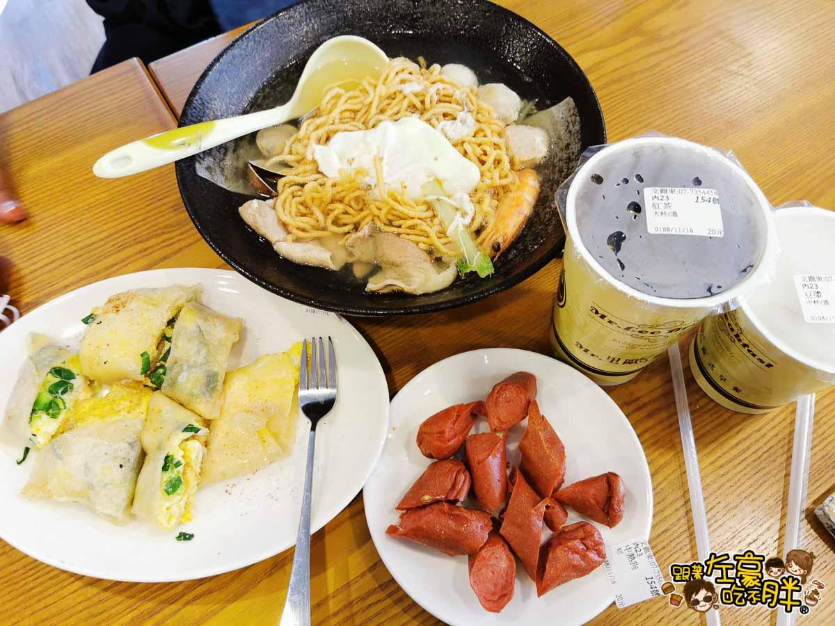 里歐歐式早餐(文龍東路店)-14