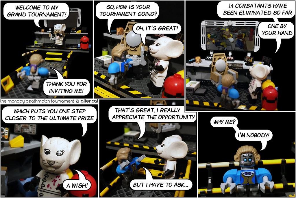 The Monday Deathmatch Tournament - Page 88
