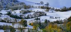 Le Peyras (Vallée de Campan, Hautes-Pyrénées, Fr) – Rencontre entre saisons