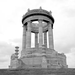 Monumento ai Caduti della prima guerra mondiale.  Il Passetto, Ancona, Italy.