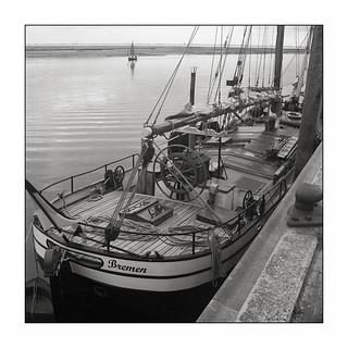 Spiekeroog, Hafen / Harbor