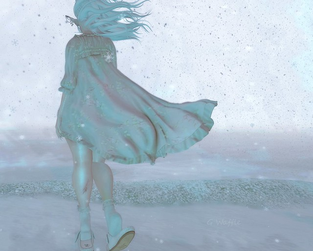 Was it love, or fear of the cold