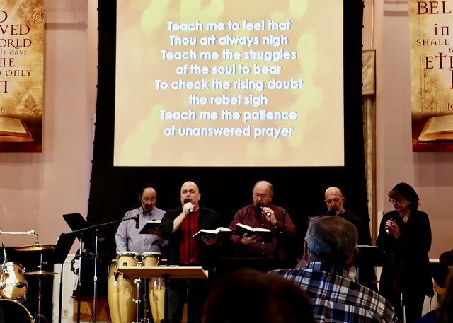 Worship Service with Pastor Don Beachy (11-17-2019) - Opening Hymn