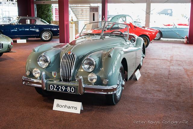 Jaguar XK140 SE Roadster - 1956