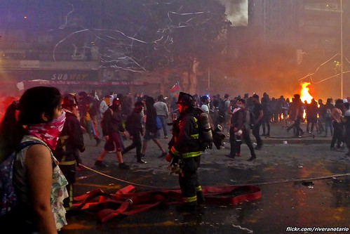 Chile 2019 Riots - Santiago, Chile | by RiveraNotario