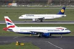 G-EUYG British Airways Airbus A320-232