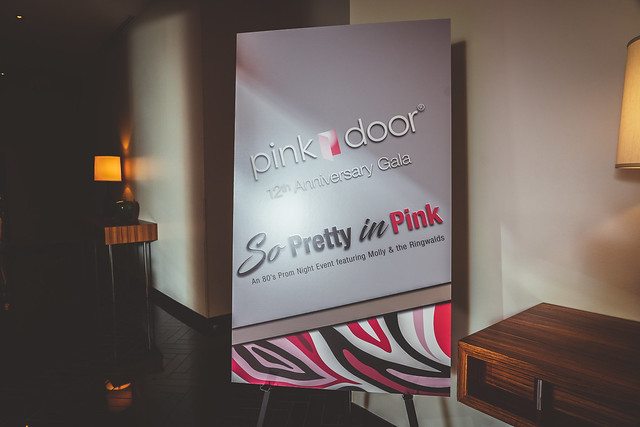 2019 Pink Door Gala : So Pretty in Pink