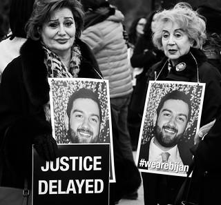 Justice for Bijan