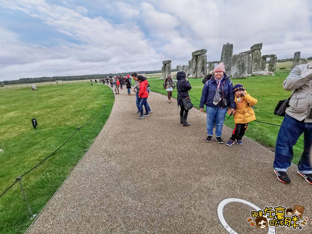 英國景點 英國巨石陣Stonehenge世界文化遺產(左)-15_mix01