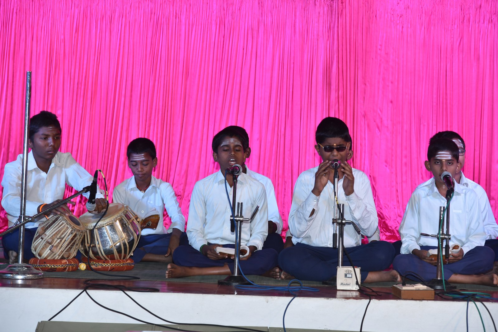 Special Support for Physically Challenged Students