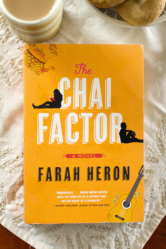 Cover of The Chai Factor