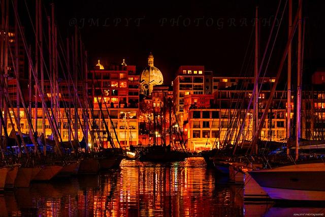 Le port de Marseille -3D0A7600