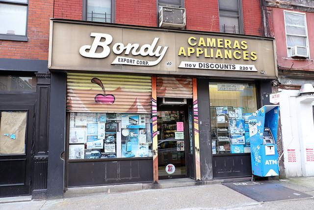 Bondy Export Co.