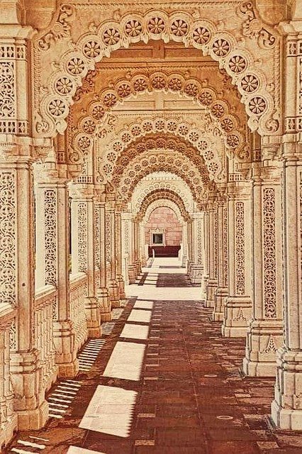 Dilwara Temple... Rajasthan