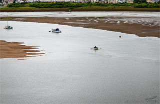 Working the Conwy Estuary 2