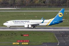 UR-PSO Ukraine International Airlines Boeing 737-8Q8