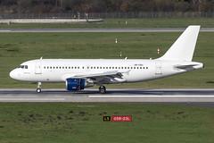 UR-CRU Anda Air Airbus A319-114