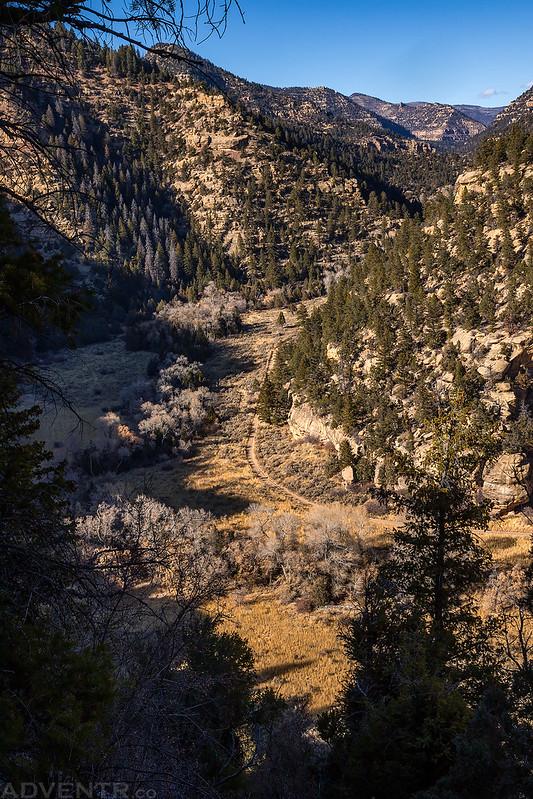 Range Creek Canyon