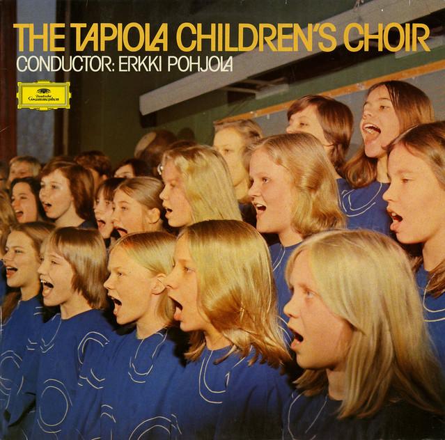 The Tapiola Children's Choir