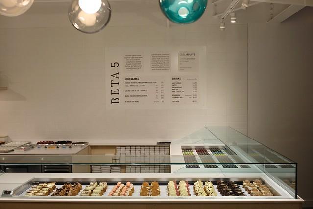 Beta5 Chocolates Café | Strathcona, Vancouver