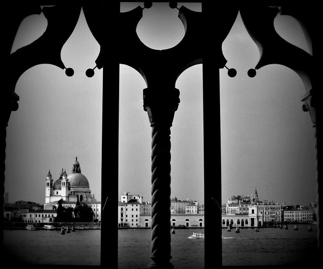 Tribute to Venice-from Giudecca