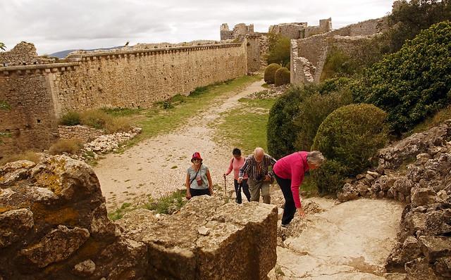 19 1251 - Aude, château de Peyrepertuse
