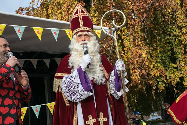 Sinterklaas Wijchen