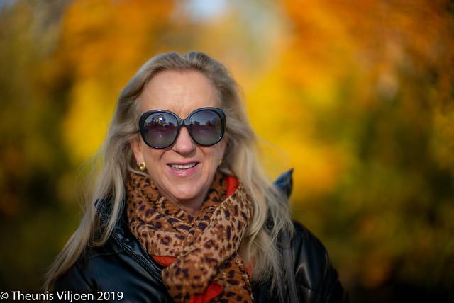 Autumn colours in Cottbus - VII