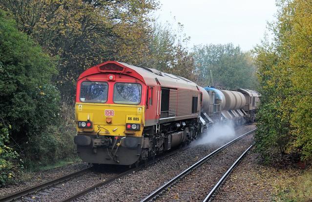 DB Cargo 66085 - Mansfield Woodhouse