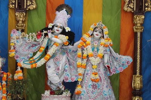 ISKCON Kanpur Deity Darshan 18 Nov 2019