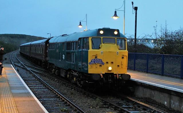 BR 31128 - Shirebrook