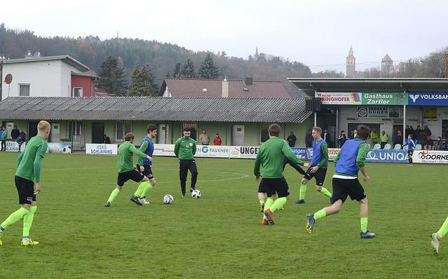 Heimspiel gegen Rudersdorf
