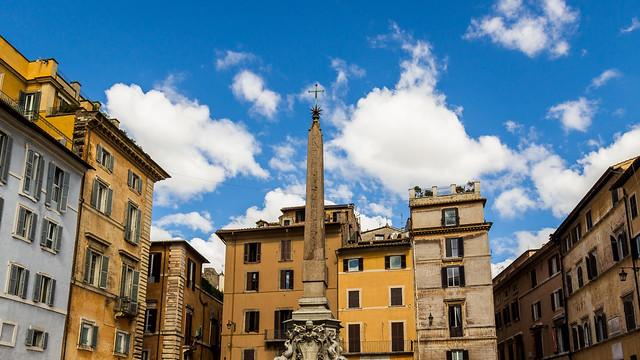 Italy - Rome - Piazza della Rotonda