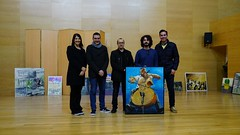 Certamen de Pintura Rápida 'Músico Ziryab' en Córdoba