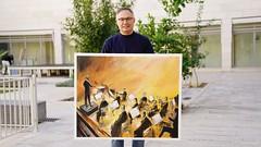Certamen de Pintura Rápida 'Músico Ziryab' en Córdoba (5)