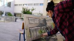 Certamen de Pintura Rápida 'Músico Ziryab' en Córdoba (3)