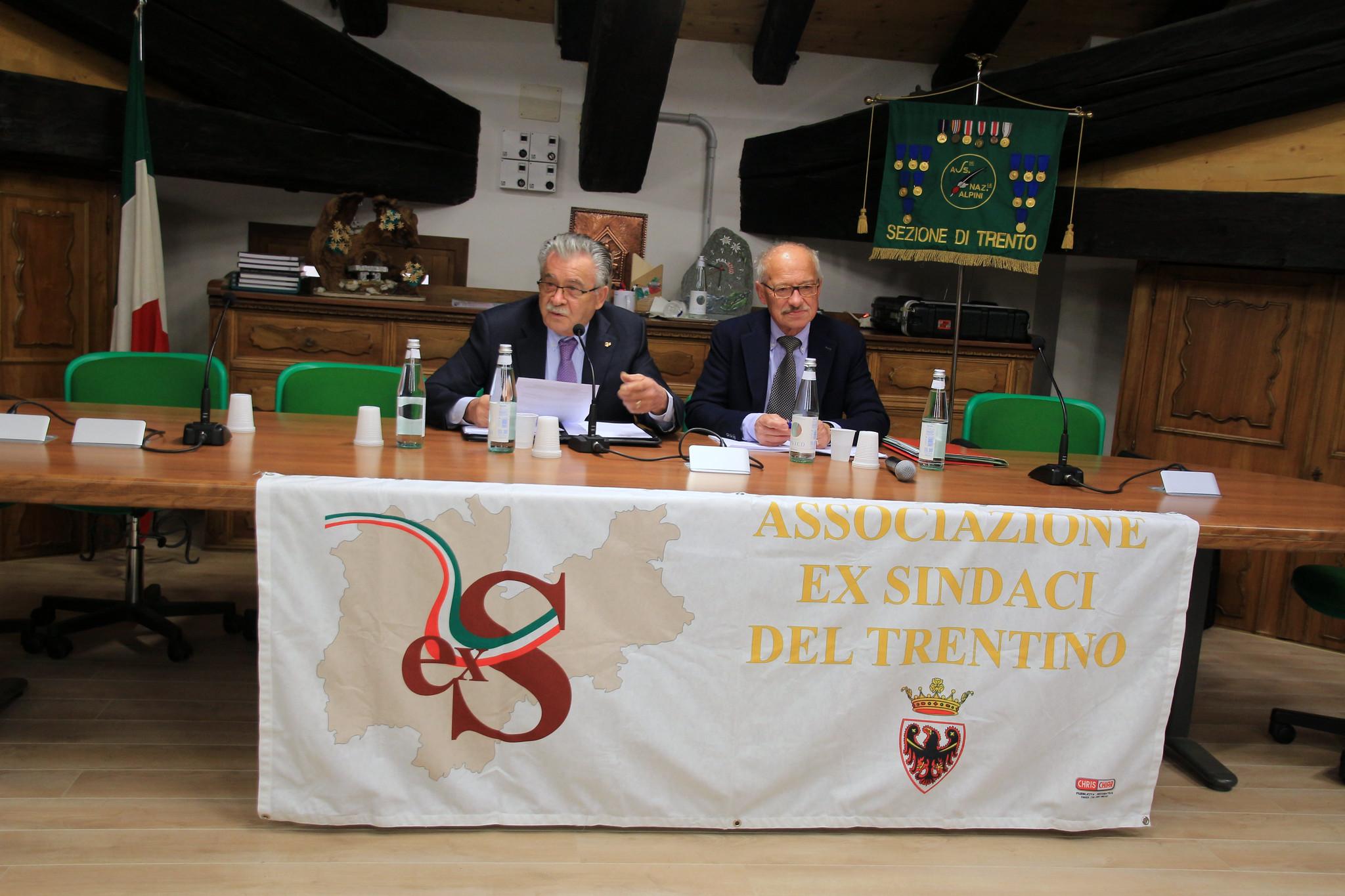2019 - Assemblea c/o Alpini Trento