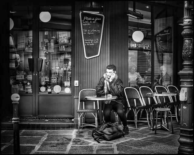 Rue du Temple * Paris