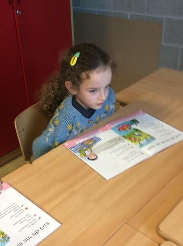 1e Leerjaar: Leren lezen wat een wonder!