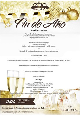 Cap d'Any Hotel Calipolis